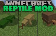 Reptile Mod Minecraft 1.8