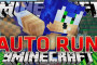 Auto Run Mod Minecraft 1.8/1.7.10