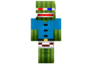 Bashur Skin Minecraft