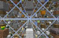 SkyGrid mapa Survival GIGANTESCO!