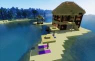 Casa en la Playa Minecraft