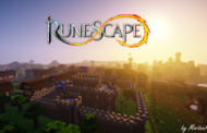 Mapa RunesScape Minecraft by MortenMBK1709